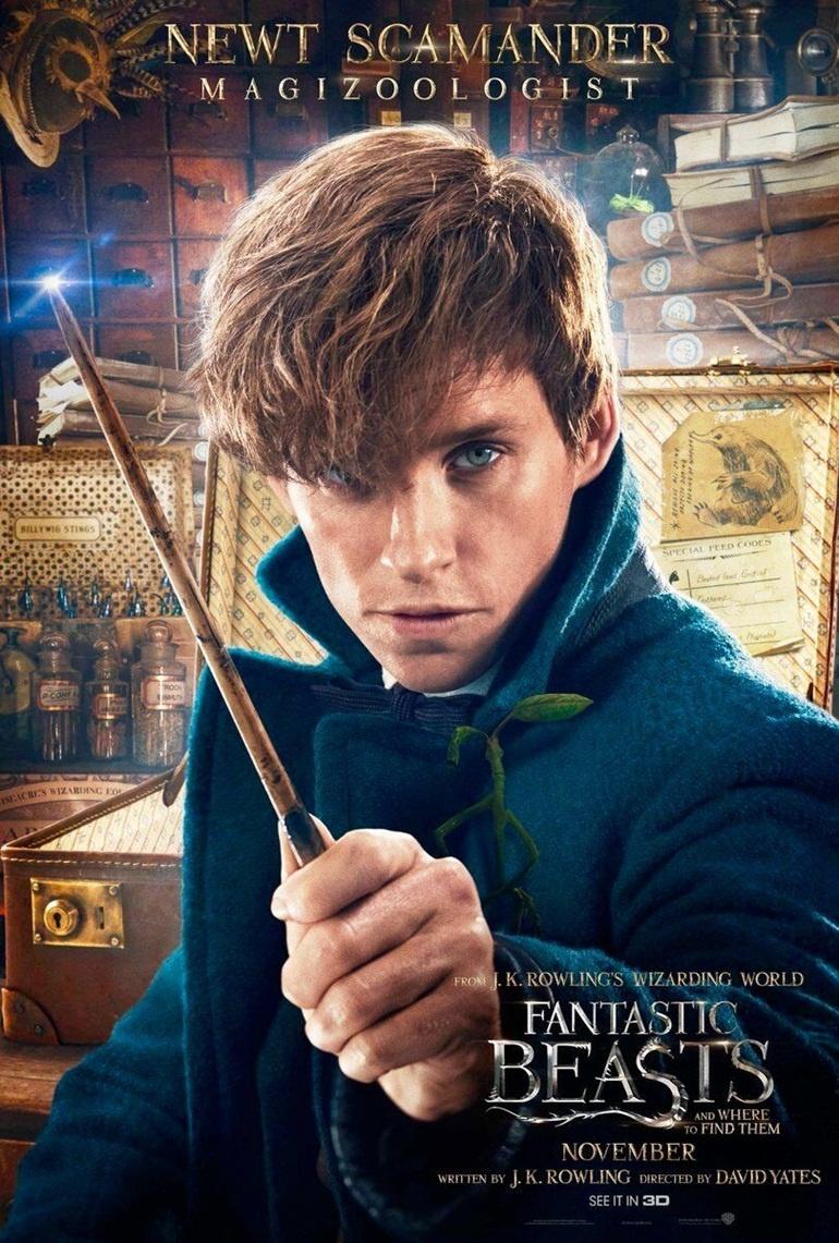 8 nhân vật bạn cần phải biết trước khi xem Fantastic Beasts