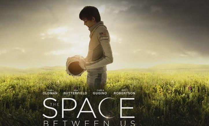 Chuyện tình vượt không gian The Space Between Us hứa hẹn gây mùa bão Giáng Sinh