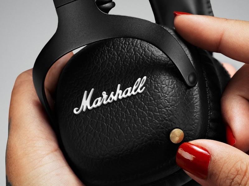 Marshall ra mắt tai nghe không dây Mid Bluetooth, có aptX, pin 30 giờ, giá $199