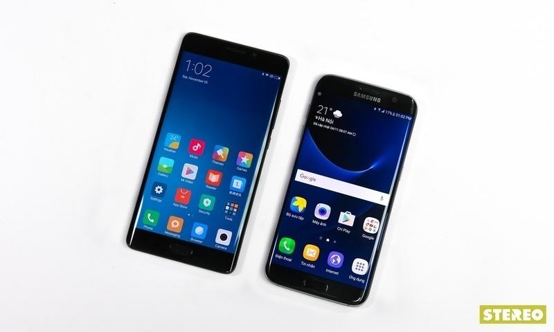 Trên tay Xiaomi Mi Note 2: Vừa lạ mà lại rất thân quen!