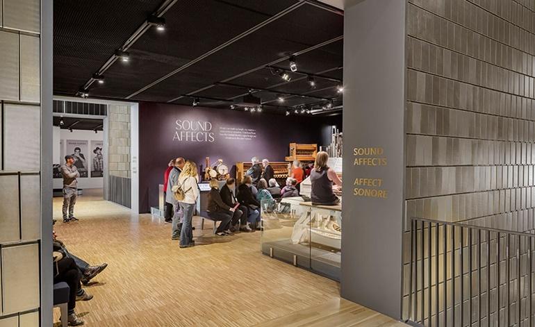 Canada xây bảo tàng không lồ Studio Bell để tôn vinh âm nhạc