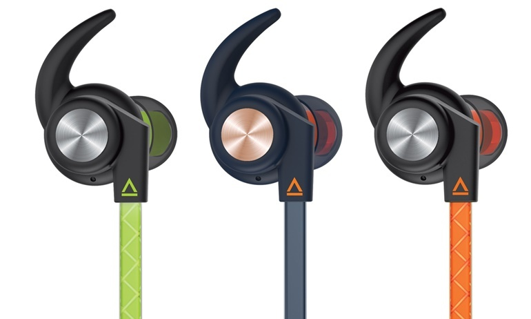 Creative ra mắt Outlier Sports: tai nghe Bluetooth nhỏ gọn pin 11 giờ