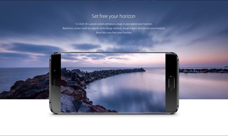 Elephone ra mắt smartphone nhái Galaxy S7