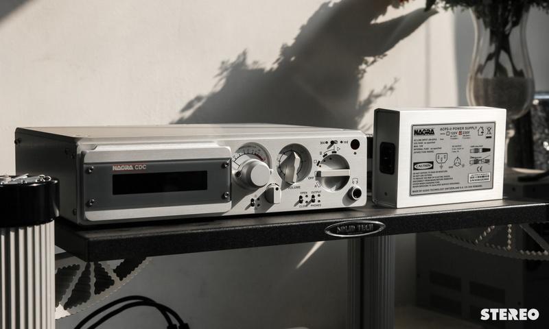 [Vietnam Hi-end Show] Cận cảnh những thiết bị Hi-End của thương hiệu Nagra Audio tại Việt Nam