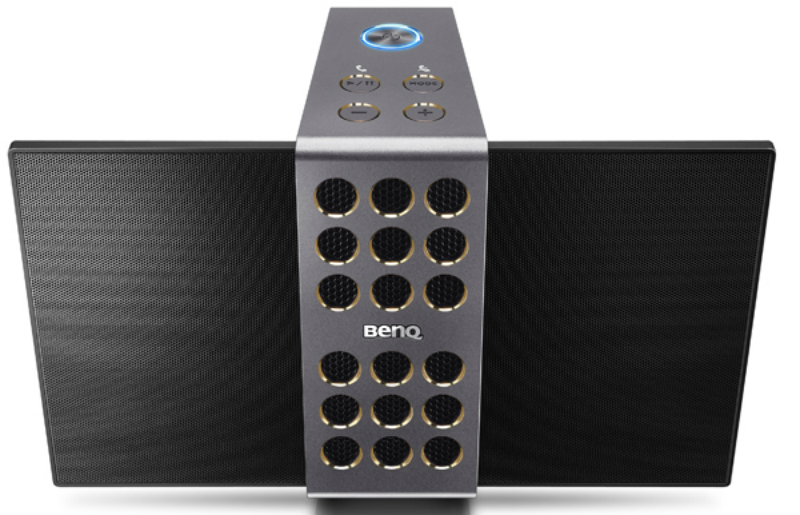 BenQ treVolo – loa di động cho audiophile
