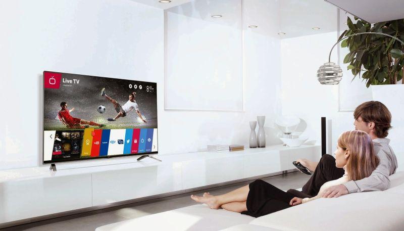 Khám phá WEB OS trên SMART TV của LG