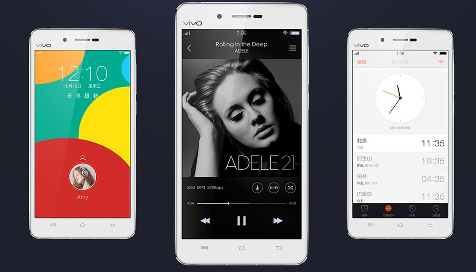 Vivo X5Max – smartphone mỏng nhất, chơi nhạc Hi-Fi