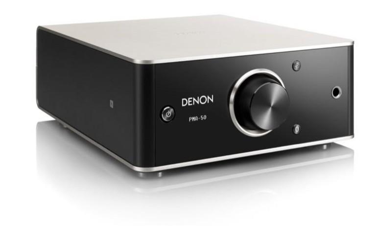 Denon giới thiệu PMA-50 – Amplifier compact kiêm DAC không dây