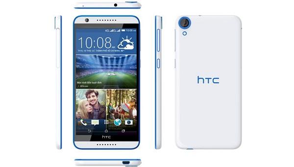 HTC chính thức giới thiệu phablet tầm trung-Desire 820s