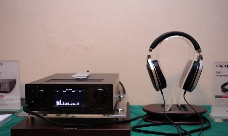 """Hà Nội AV Show 2014 P3: Headphone ít nhưng """"chất"""""""