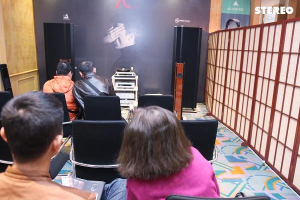 Hà Nội AV Show 2014 P6: Phụ nữ và dàn hi-end