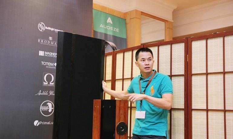 Hà Nội AV Show 2014 P5: Giải oan cho Magnepan