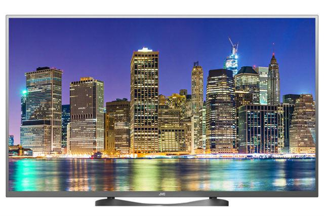"JVC Diamond DM85UZXR – ""phá giá"" TV 4K 85 inch"
