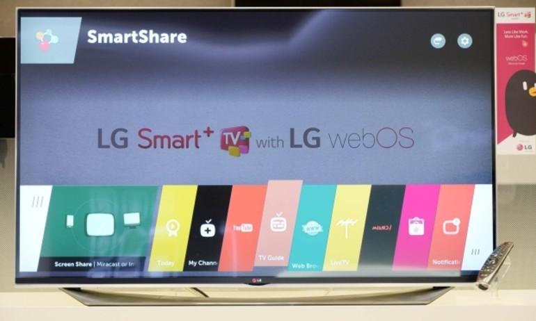 TV WebOS thế hệ thứ 2 sẽ ra mắt tại CES 2015