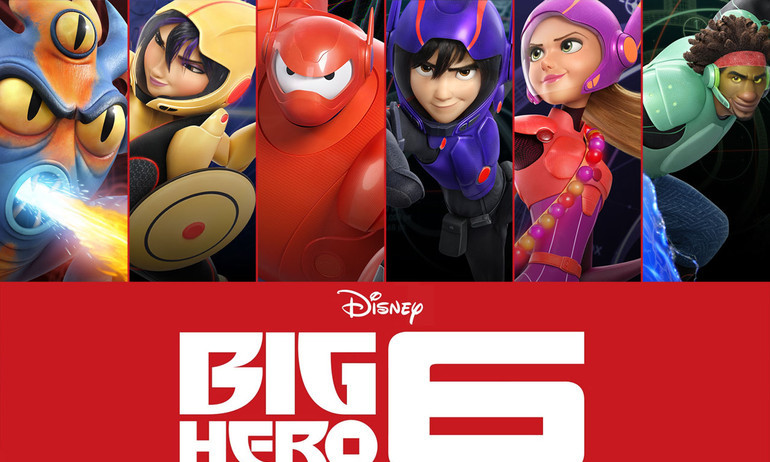 Big Hero 6–Biệt đội Big Hero 6