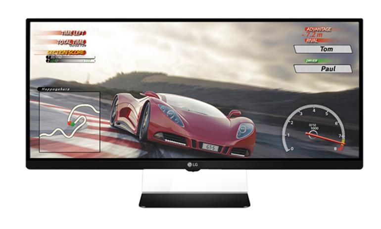 LG sẽ ra mắt loạt màn hình cong 4K tỉ lệ 21:9