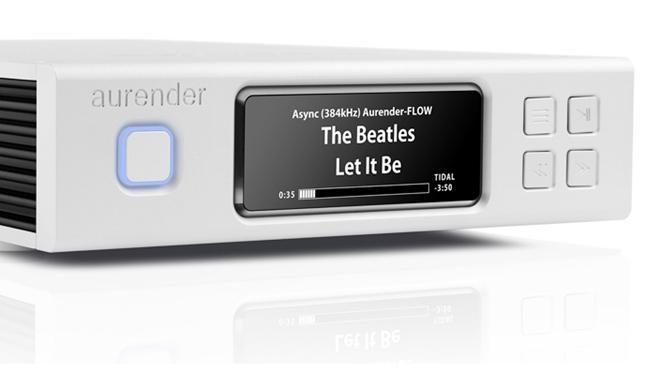 Aurender N100 chính thức ra mắt