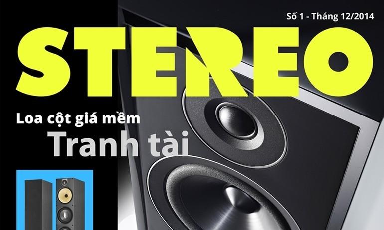 Tạp chí Stereo số 1: tháng 12/2014