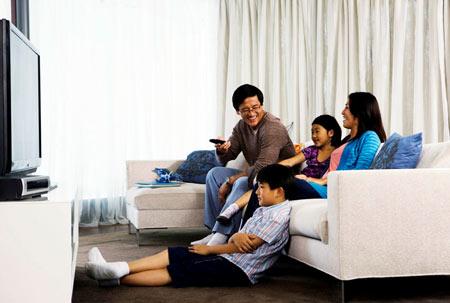 Dự đoán những thay đổi trong giải trí gia đình năm 2015