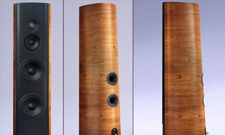 Thiel audio giới thiệu loa cột Avenue Collection TT1