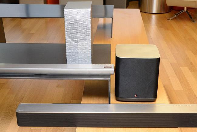 LG sẽ giới thiệu loạt loa không dây mới tại CES 2015