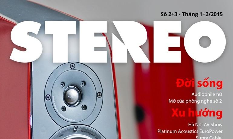 Tạp chí Stereo số 2-3: tháng 1-2/2015
