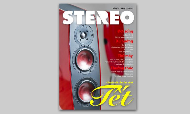 Stereo Channel ra mắt tạp chí đặc biệt số Tết âm lịch