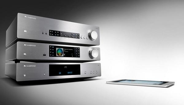 Cambridge Audio ra mắt máy chơi nhạc CXN Upsampling