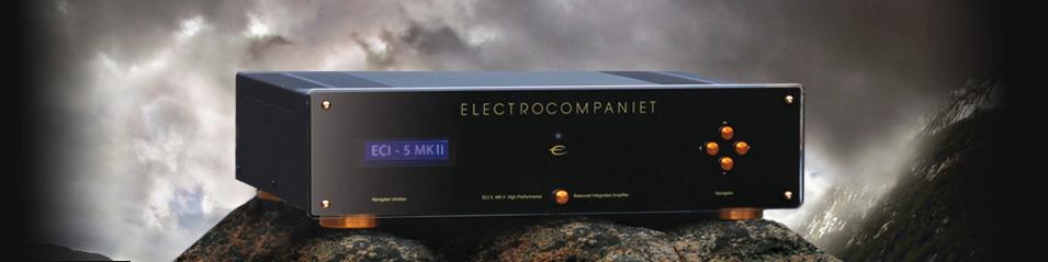 Ampli tích hợp Electrocompaniet ECI MK II
