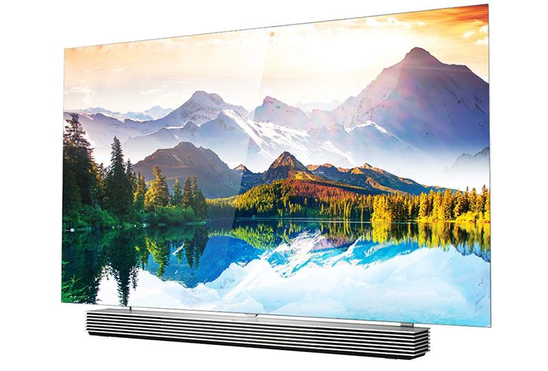 CES 2015: LG giới thiệu 7 mẫu TV OLED 4K
