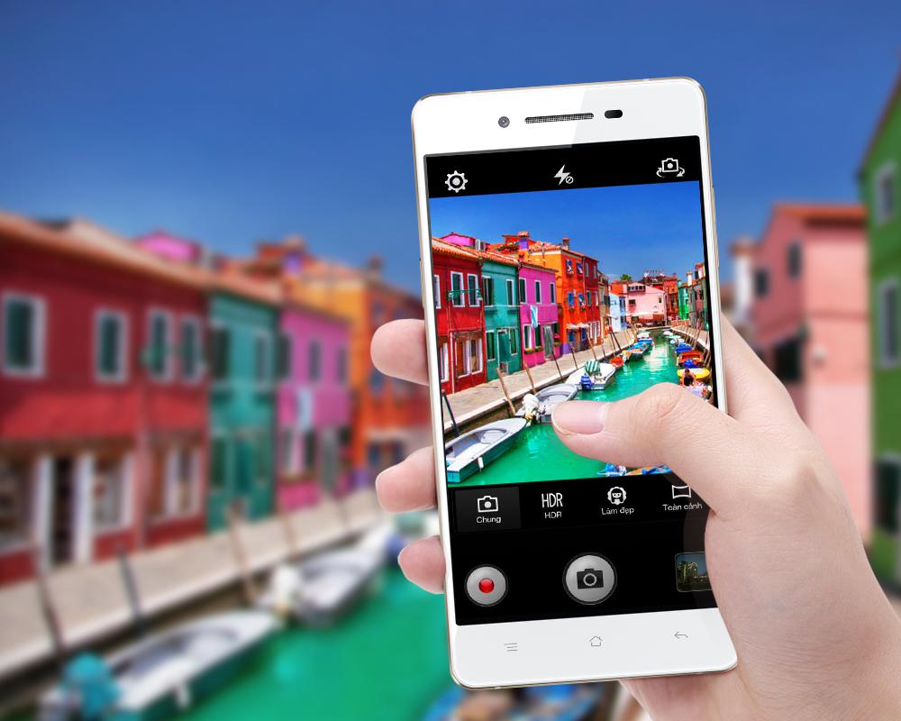 Oppo R1K chính thức lên kệ với giá 8 triệu đồng