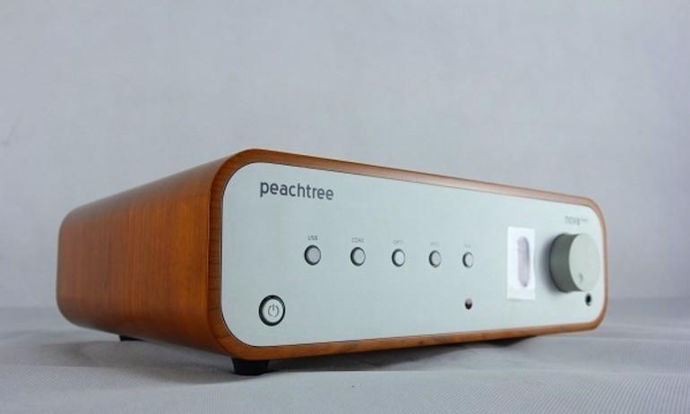 Khui thùng DAC/Ampli Peachtree Nova 125 SE