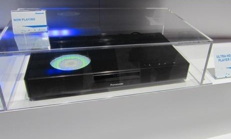 Chuẩn đĩa Blu-Ray 4K chính thức ra đời