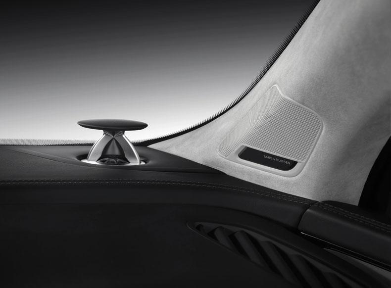 Audi Q7 mới tích hợp hệ thống âm thanh 3D của B&O