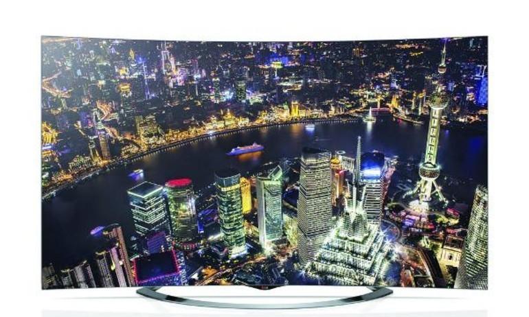 LG định hướng phát triển TV OLED 4K bình dân hơn