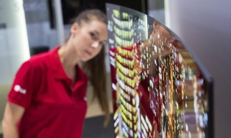 LG tạm ngừng sản xuất màn hình OLED