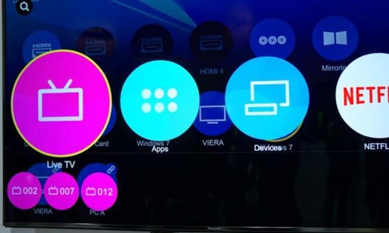 Smart TV của Panasonic sẽ chạy nền tảng Firefox OS