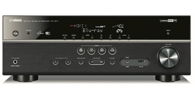 Yamaha RX-V577: giá mềm, dễ chơi