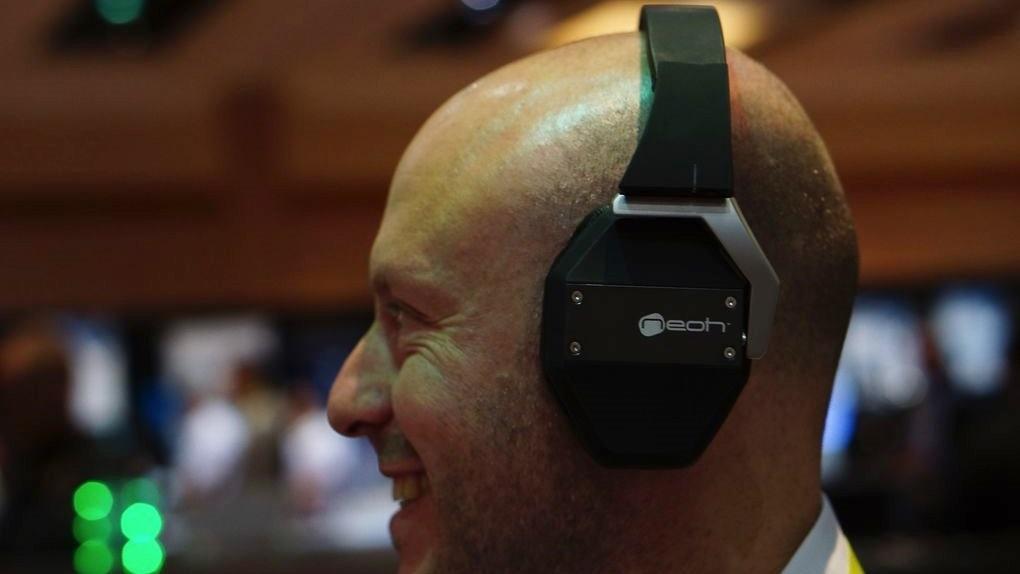 "CES 2015: tai nghe Neoh ""tái tạo"" đến 25 loa"