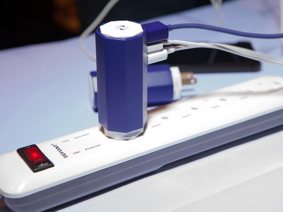 11 thiết bị độc đáo ở CES 2015