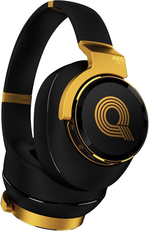 CES 2015: AKG đột phá bằng tai nghe phù hợp mọi loại nhạc