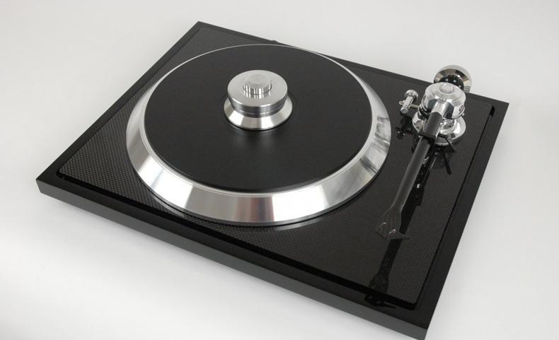 CES 2015: European Audio Team hé lộ máy quay đĩa C-Sharp