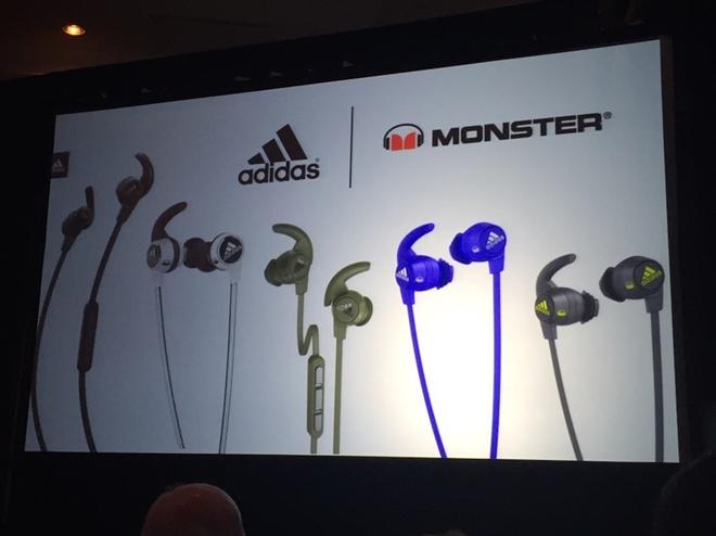 Monster đến CES 2015 với loa chống nước và tai nghe thể thao