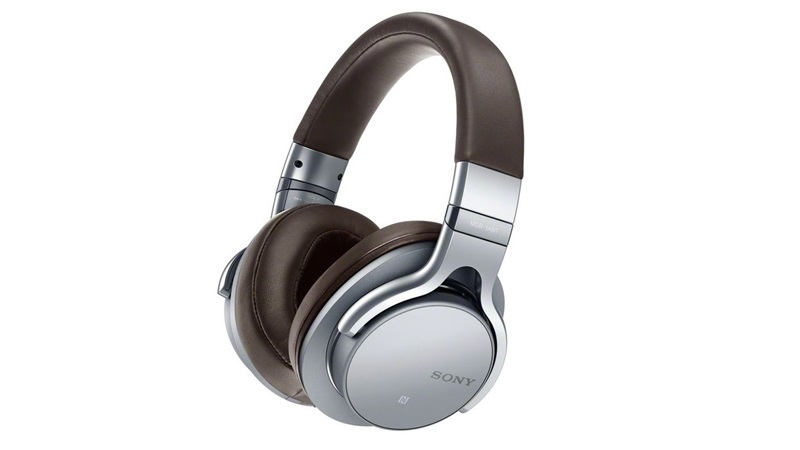 CES 2015: Sony tung tai nghe cảm ứng MDR-1ABT