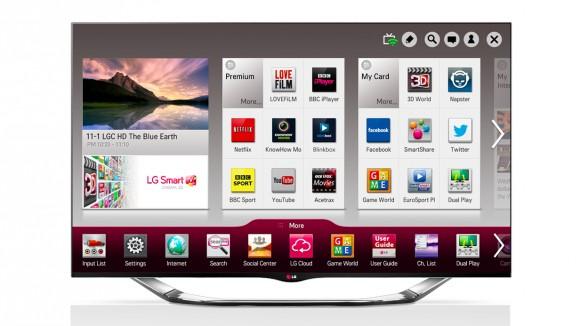 LG chuẩn bị tung hàng loạt TV 4K tại CES 2015