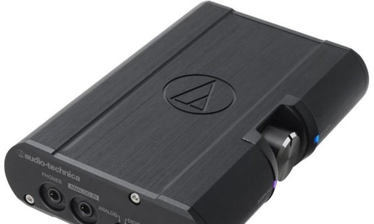 Audio-Technica ra mắt DAC kiêm headphone ampli di động