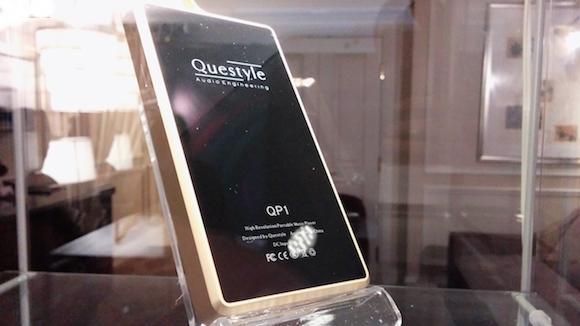 CES 2015: Questyle Audio hé mở về máy nghe nhạc Hi-fi mới