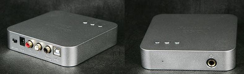 HDTA ra mắt Serenade DAC DSD và headphone amp