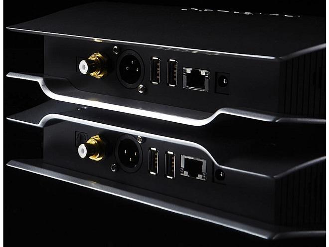 AURALIC ARIES có thể truyền nhạc DSD256 không dây