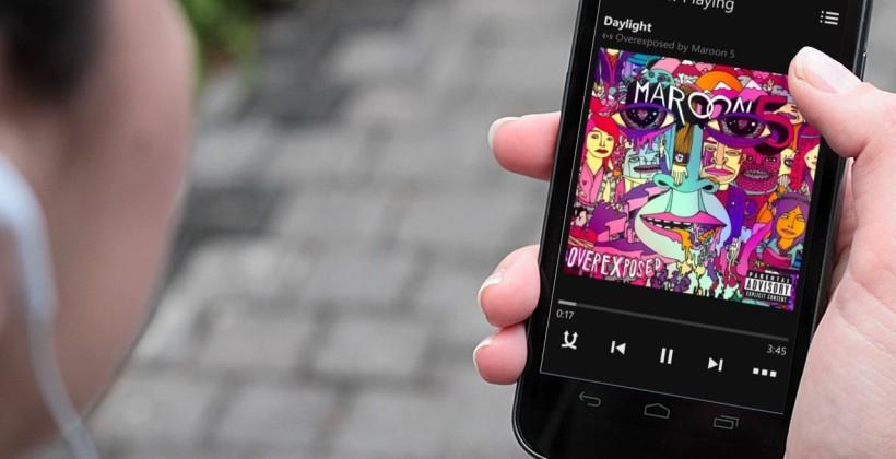 Doanh thu nghe nhạc trực tuyến áp đảo mua nhạc